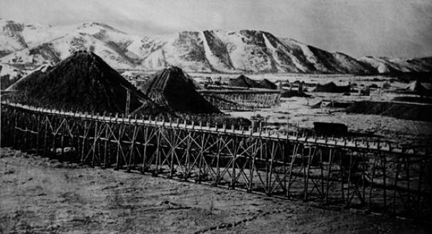 Kolyma - aranybánya / Forrás: Gulag.org