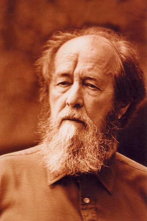 Alekszandr Iszajevics Szolzsenyicin /Fotó: Wikipedia.com